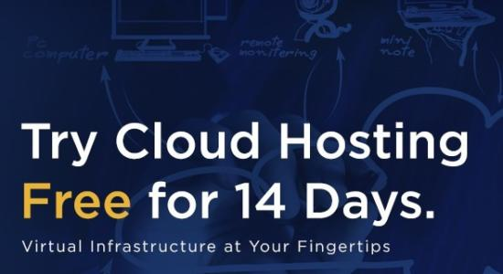 14-Day Free Trial for Cloud Hosting